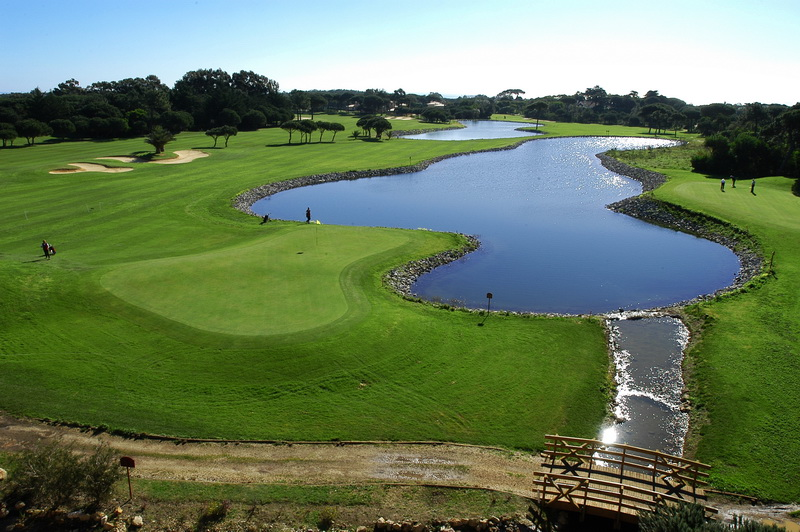 The Quinta da Marinha Golf Course