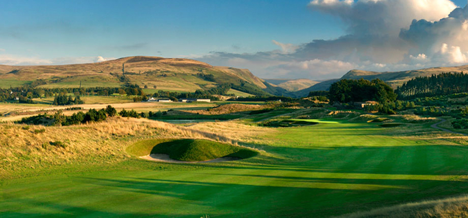 The PGA Course Gleneagles
