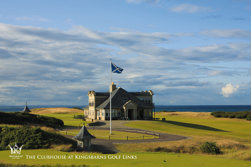 kingsbarns clubhouse