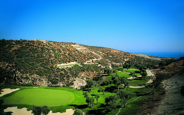 Elea Golf Club, Cyprus